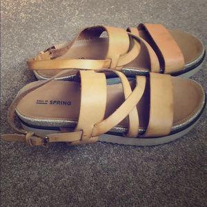 Sandals size 6.5, 3/$20